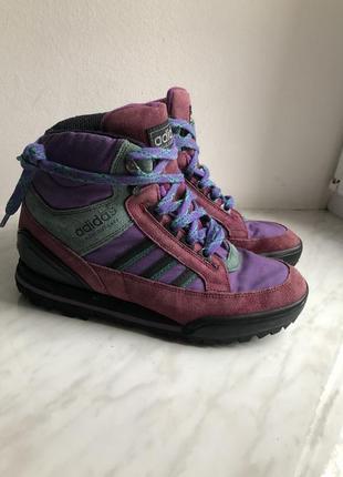 Трекинговые ботинки adidas