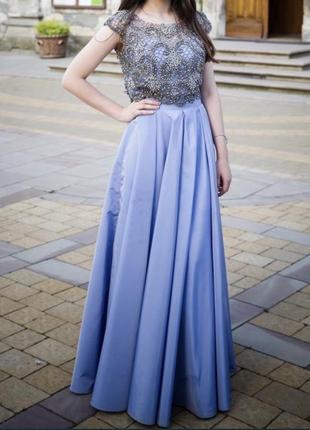Вечірнє, випускне плаття, платье для дружок, топ, выпускное платье, вечернее платье, сукня