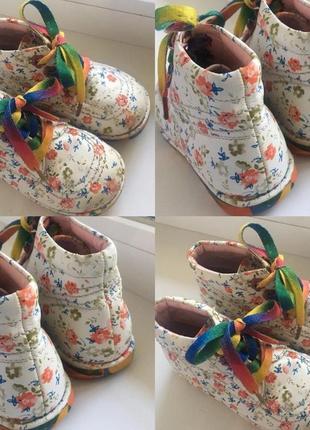 Туфельки на девочку george demi