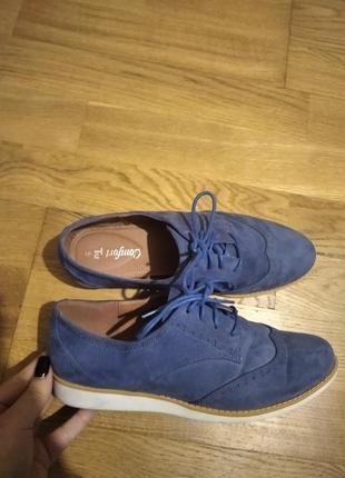 Туфли-броги tu comfort