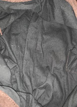 Кожаная фирменная сумочка на плечо kew.5 фото