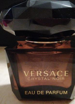 Versace crystal noir парфюм тестер