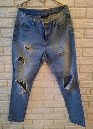 Джинсовые брюки. esmara