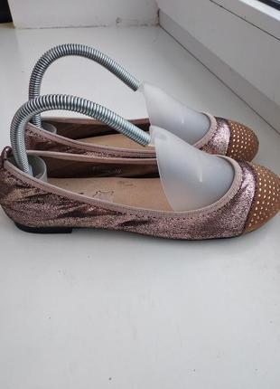 Балетки мокасини туфлі