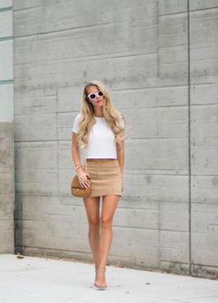Классная мини-юбка от bershka