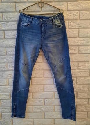 Джинсовые брюки. skinny