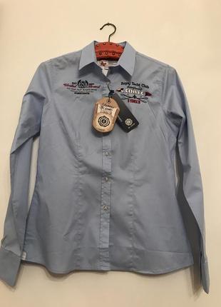 Рубашка с надписями