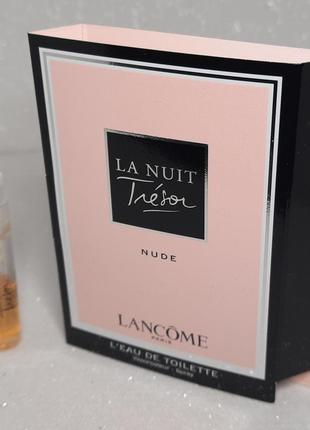Lancome la nuit tresor nude