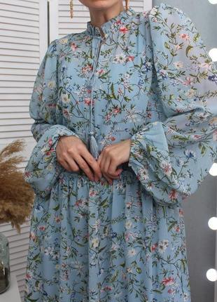 Розкішна воздушна сукня-двойка, нова!