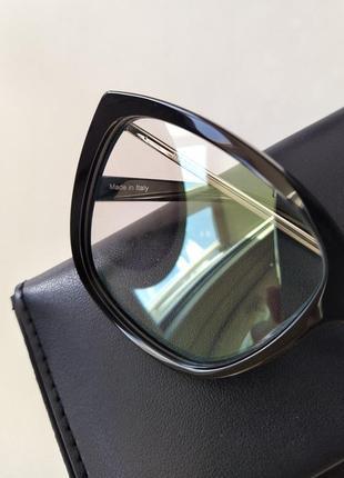 Новая оправа jil sander оригинал очки премиум жиль сандер made in italy cateye4 фото