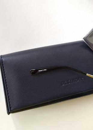 Новая оправа jil sander оригинал очки премиум жиль сандер made in italy cateye5 фото