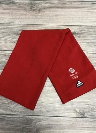 Флисовый шарф adidas