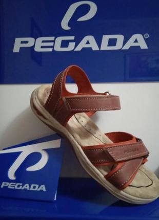 Босоножки сандалии pegada ® original, made in brazil. grisport, rider.