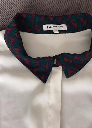 Классная базовая блузка  (isabel marant maje max mara van laack сos zara h&m)