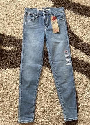 Новые джинсы levi's 720