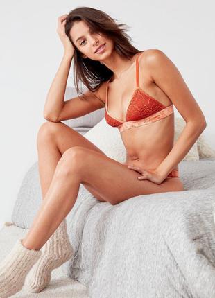 Брендовый топ бра бюстгалтер  класса люкс американский бренд real underwear