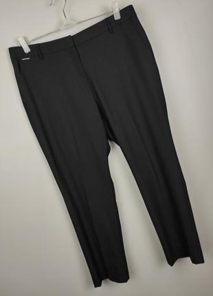 Штаны брюки новые шелковые шерстяные шикарные autograph uk 14/42/l