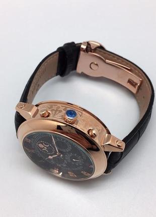 Мужские наручные часы механические с автоподзаводом, двухсторонние4 фото