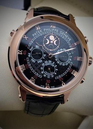 Мужские наручные часы механические с автоподзаводом, двухсторонние2 фото