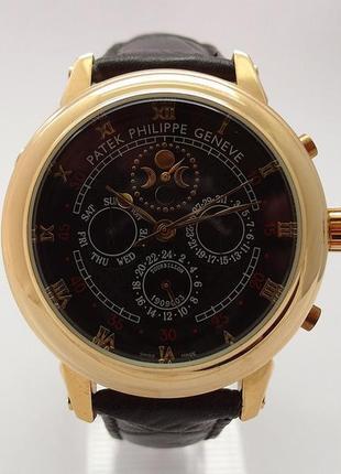 Мужские наручные часы механические с автоподзаводом, двухсторонние3 фото