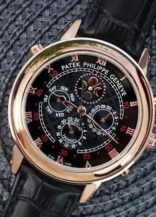 Мужские наручные часы механические с автоподзаводом, двухсторонние1 фото