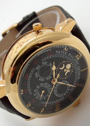 Мужские наручные часы механические с автоподзаводом, двухсторонние5 фото