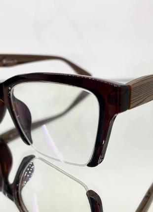 Очки для имиджа и работы за компьютером, комп'ютерні окуляри
