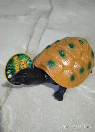 Резиновые животные черепаха