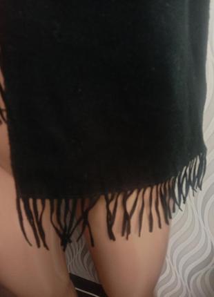 Мужской классический шарф двухсторонний4 фото