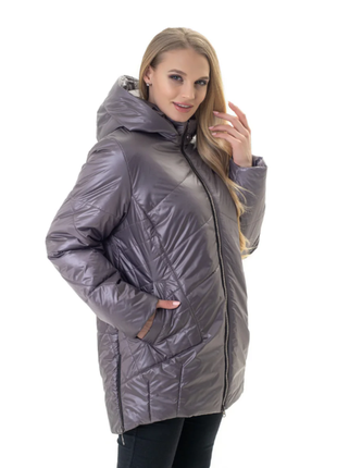 Р. 52-70 стильная, удобная, качественная куртка