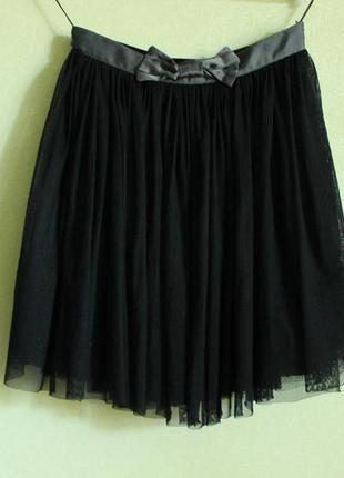 Naf naf милейшая пышная юбка