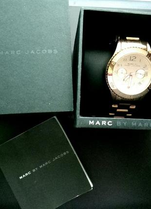Часы marc jacobs, оригинал