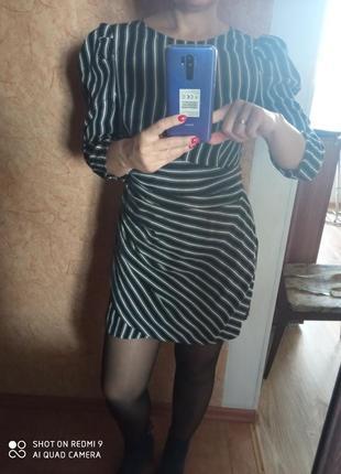 Платье клубное (zara)