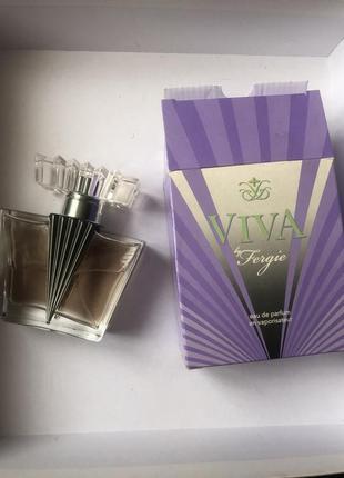Viva by fergie, парфюмированная вода