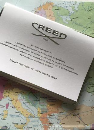 Creed 1760 silver mountain water