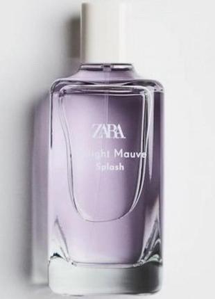 Парфюмерная вода   zara twilight mauve spash/парфуми /туалетна вода /духи zara
