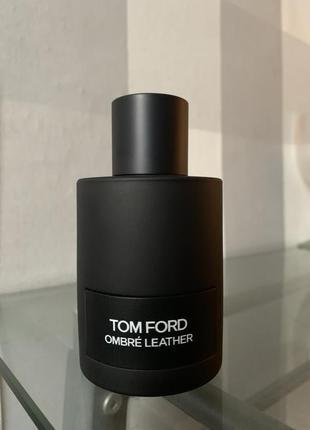 Парфюмированная вода tom ford ombré leather