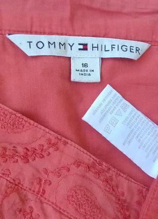 Распродажа!!! брендовая юбка с запахом tommy hilfiger