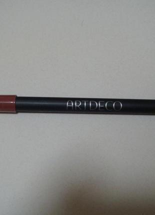 Artdeco водостойкий карандаш для губ soft lip liner waterproof№26.акция1+1=3