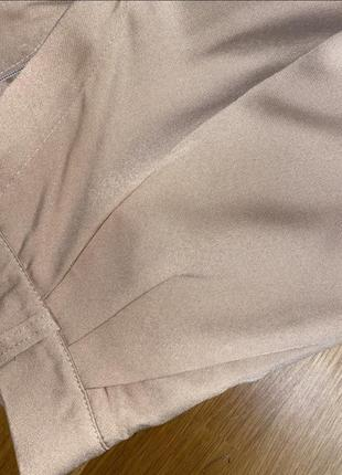 Шикарный брючный костюм со свободной кофтой на резинке5 фото