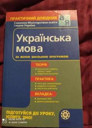 Укр мова довідник