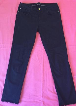 Модные джинсы zara basic dept
