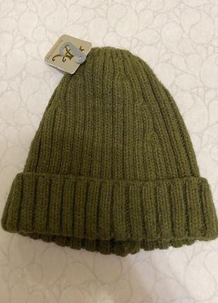 Accessories новая тёплая шапка