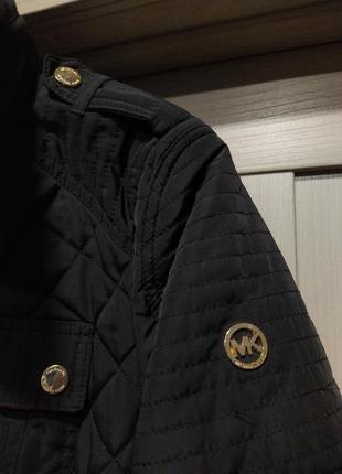 Куртка michael kors з капюшоном