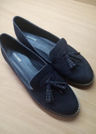 Лоферы женские туфли