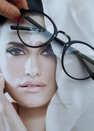 Имиджевые очки нулевки без диоптрий