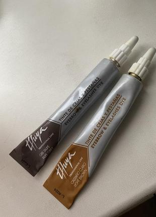 Краска для бровей и ресниц thuya professional  light brown graphite 2 за 250
