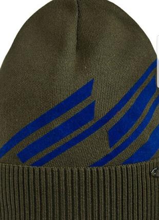 Комплект шапка+ снуд для мальчика 50-54