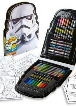 Набор для творчества крайола crayola заездные воины