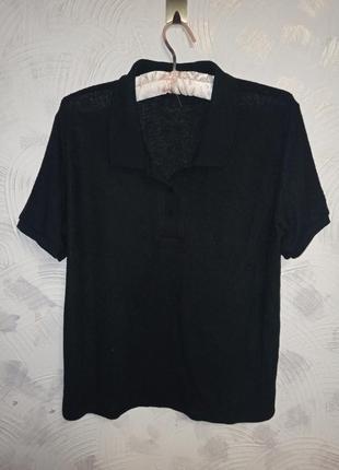 Базовая футболка поло zara